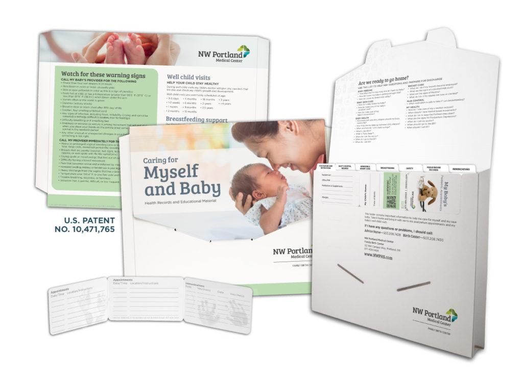 maternity-folders