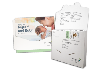 Related Product Maternity Discharge Folders