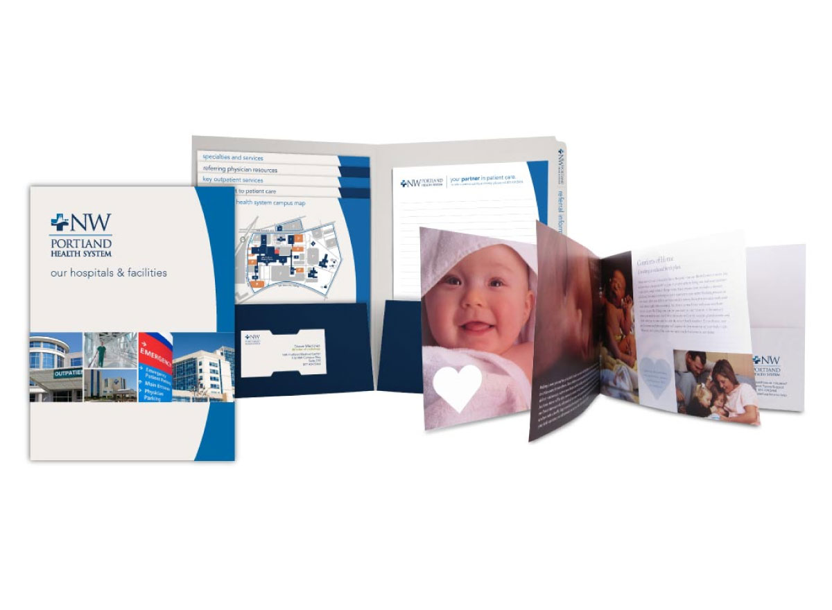 Medical Presentation Folders