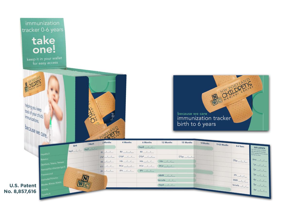 Immunization Tracker ID Cards